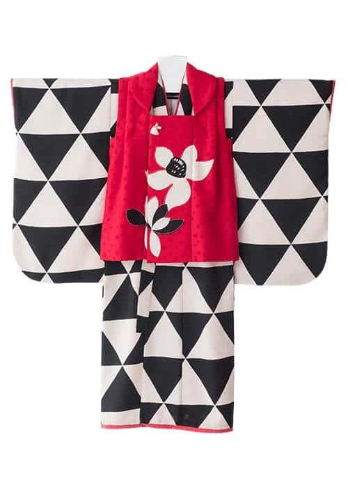 七五三3歳女の子着物R-301