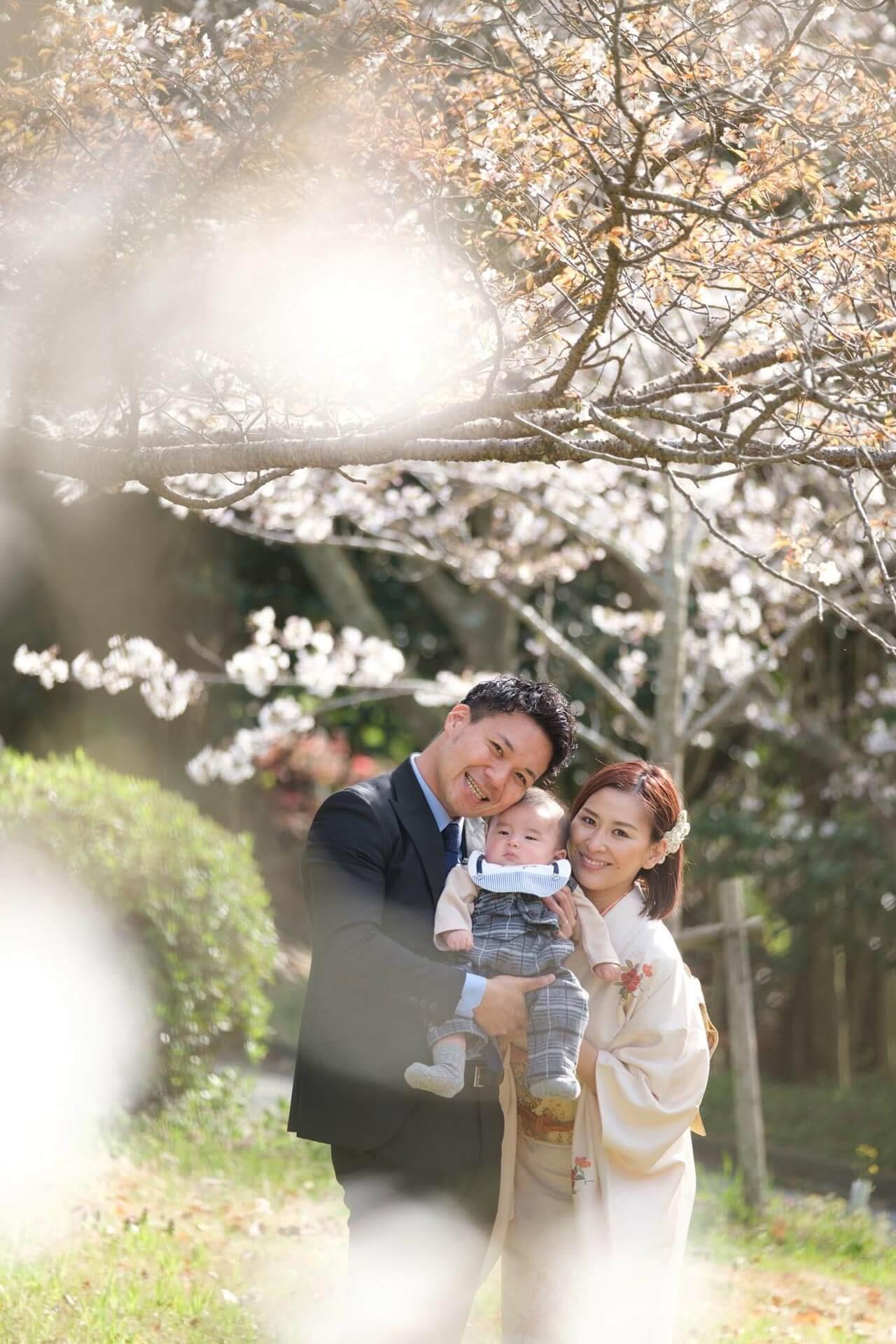 お宮参り・100日祝い 5