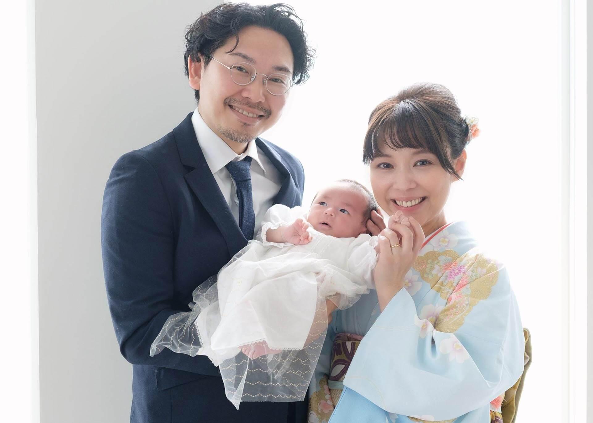 お宮参り・100日祝い 8