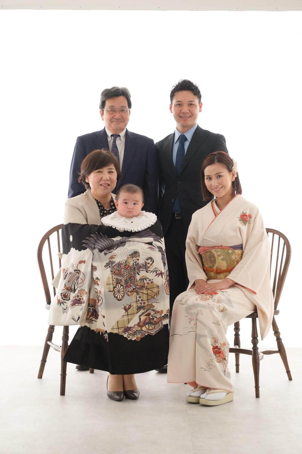 お宮参り・100日祝い 12