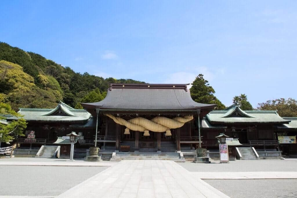 宮地嶽神社写真本殿